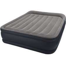 Intex 64136 Queen DeLuxe Pillow Rest Airbed 152x203x42cm