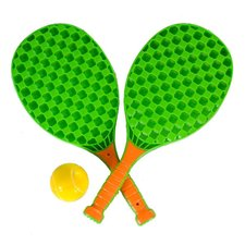 Summertime Tennisset 3-delig Assorti