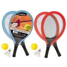 SportX Jumbo Tennisset 4-delig Assorti