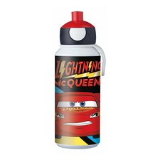 Mepal Campus Pop-Up Drinkfles Disney Cars 400 ml