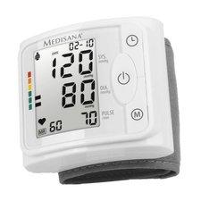 Medisana BW 320 Polsbloeddrukmeter Wit/Grijs