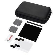 Hama 7-in-1 Set Met Toebehoren Basic Voor Nintendo New 3DS XL Zwart