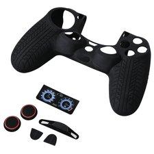 Hama 7In1-accessoire-pakket Racing Set Voor PS4/SLIM/PRO Dualshock4 Controller