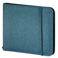 Hama CD-/DVD-/Blu-ray-tas Up To Fashion 24 Turquoise