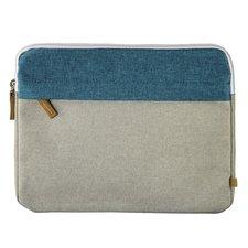 Hama Laptop Sleeve Florence Design 10.1 Petrol/grijs