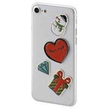 Hama Sticker-set Winter Dreams Voor Smartphones 4 Stuks LE