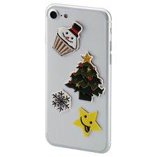 Hama Sticker-set Winter Wonder Voor Smartphones 4 Stuks LE