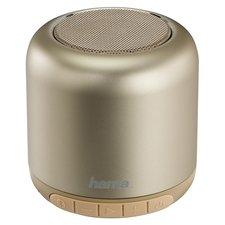 Hama Mobiele Bluetooth®-luidspreker Steel Drum Goud