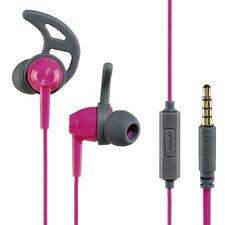 Hama In-ear-stereo-oortelefoon Action Pink/grijs