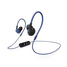 Hama Sport-oortelefoon Met Oorclips Active BT Zwart/blauw