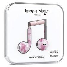 Happy Plugs Hoofdtelefoon Earbud Plus Pink Marble
