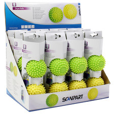 Scanpart Display Wasdrogerballen 12x2 Stuks