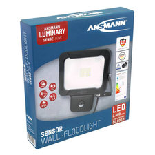Ansmann Floodlight En Sensor 30w