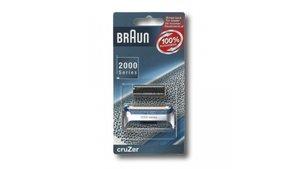 Braun 20S Cruzer 2000 Series Combipack