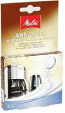 Melitta 6545475 Ontkalker Reinigingstabletten voor Koffiezetapparaten