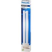 Philips 2010078931 8711500261229 Spaarlamp PL-S Kleur 840 4-p 11w