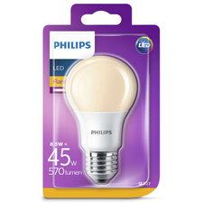 Philips Led Flame A60 Fr N 45w E27