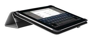 Belkin ACCBEL00049A Tablet Folio-case Galaxy Tab 2 10.1 Imitatieleer Zwart
