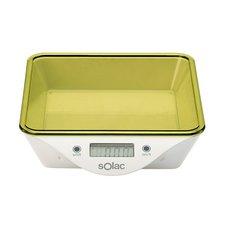 Solac BC6260 Elektronische Keukenweegschaal Wit