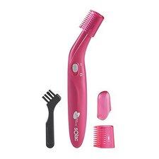 Solac BE1011 Aissea Precisse Ladyshave met Accessoires Roze