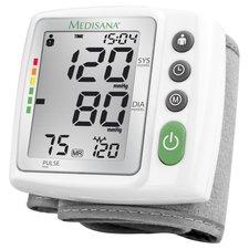 Medisana BW 315 Polsbloeddrukmeter Wit/Grijs