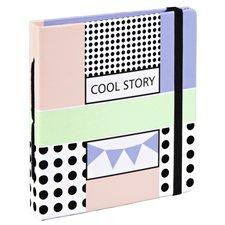 Hama Insteekalbum Cool Story Voor 56 Directklaarfoto's Tot Max. 5,4x8,6 Cm