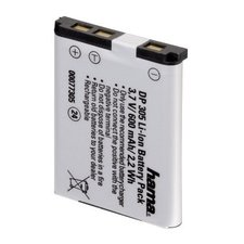 Hama Li-Ion Battery DP 305 f/ Olympus