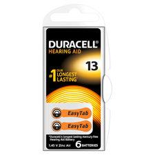 Duracell Easytab Hoorbatterij 13