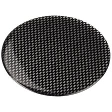 Hama Contactadapterpad Zelfklevend Carbon Flexible 75mm