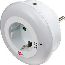 Brennenstuhl 1173260 Led Nachtlamp 0.8 W Dubbele Sensor