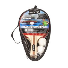 SportX Tafeltennis Set 5-delig