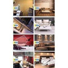 Xavax Set Afbeeldingen Vr Demobord Lampen 1.25m