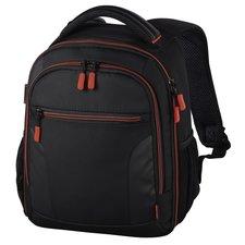 Hama Camera-rugzak Miami 150 Zwart/rood