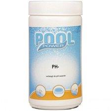 Pool Power pH-Min (pH verlager) Flacon 1.5 Kg