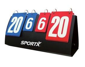 SportX Draagbaar Scorebord tot 30 Punten
