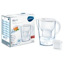 Brita Marella XL Waterfilterkan Wit 3,5L