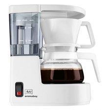 Melitta 6707248 Aromaboy Koffiezetapparaat Wit