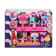 Pop Pop Hair Surprise Dieren Assorti Display 24 Stuks