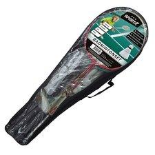 SportX Badmintonset 18-delig
