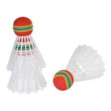 SportX Mini Badminton Shuttles in Koker 3 Stuks