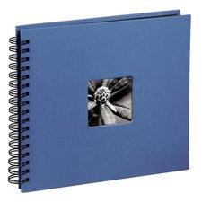 Hama Album Fine Art 28x24/50 Azuurblauw