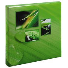 Hama Album XL Singo 30x30 Cm 100 Witte Pagina's Groen