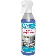HG Glas- En Spiegelspray 0,5L
