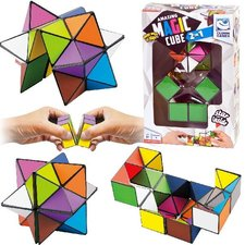 Clown Games 2in1 Magic Cube