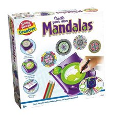 Small World Creative Create Your Own Mandala
