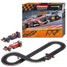 Carrera Go!!! Sprint Racebaan 3,6 m + 2 Raceauto's 1:43