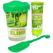 Sambro Nickelodeon Make Your Own Slime Set Assorti