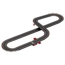 Carrera Go!!! Race To Win Set + 2 Raceauto's en 2 Controllers