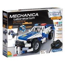 Clementoni Mechanica Laboratorium 2in1 RC Politieauto
