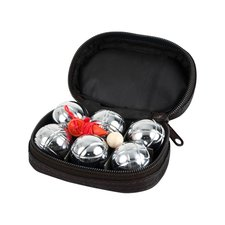 SportX Mini Jeu De Boule Set met 6 Ballen